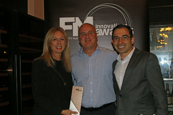 Six months on: FM Innovation Awards Healthcare Winner
