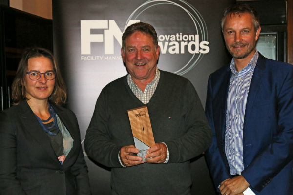 Six months on: FM Innovation Awards Workplace Winner
