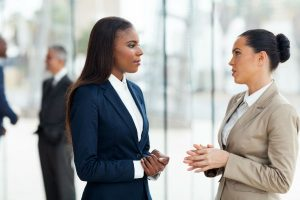 Say what? Leadership conversations