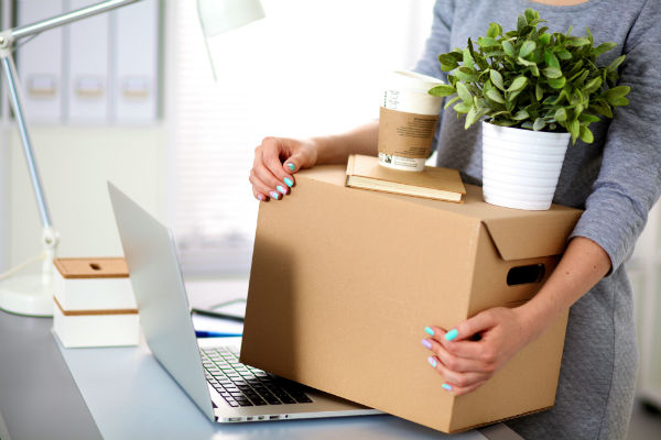 Supporting the workplace relocation
