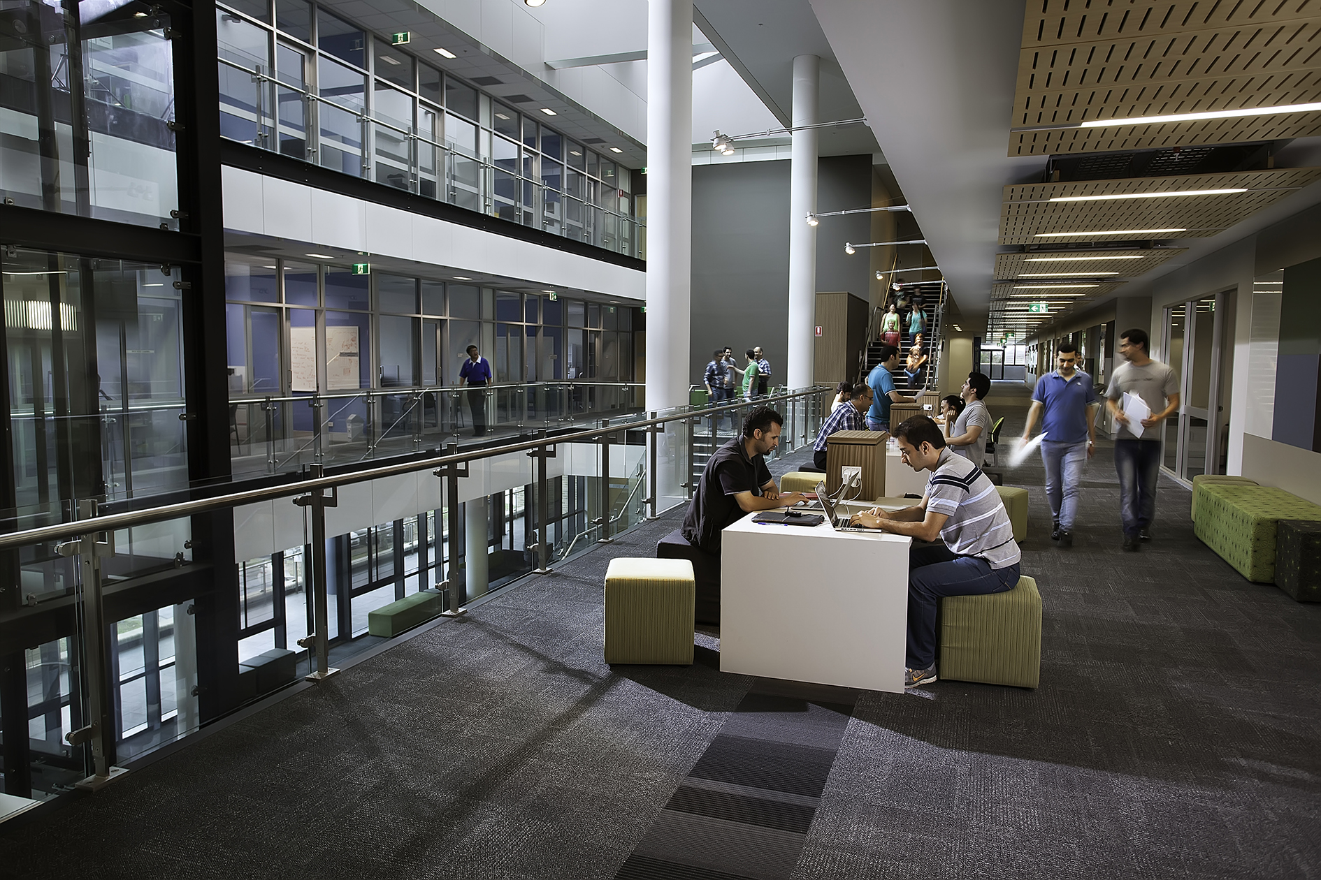 UOW SMART building research revealed