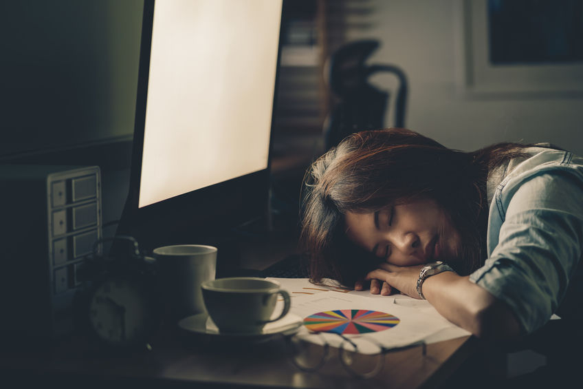 Nightmarish Cost of Sleep Deprivation to Workplace Productivity Revealed
