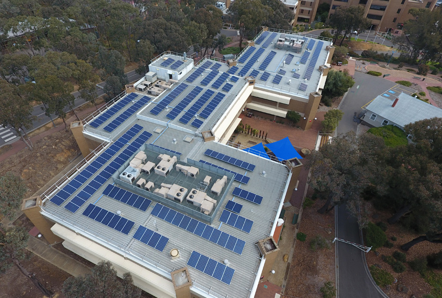La Trobe University sets sights on zero emissions target