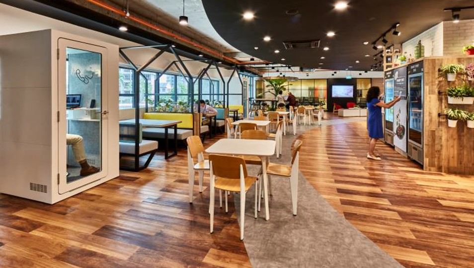 Optimising office space to drive efficiency