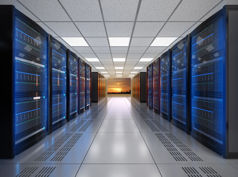 Designing data centres to operate in trying environmental conditions.