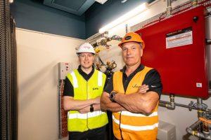 Victaulic Vortex fire suppression system chosen to fit out WSP's new Brisbane headquarters