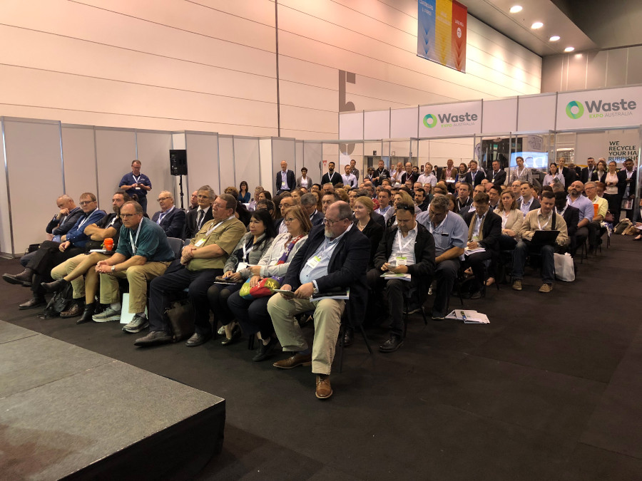Future of waste and recycling on show at Waste Expo Australia