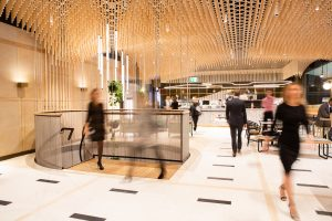 Martin Place – designing with tenants