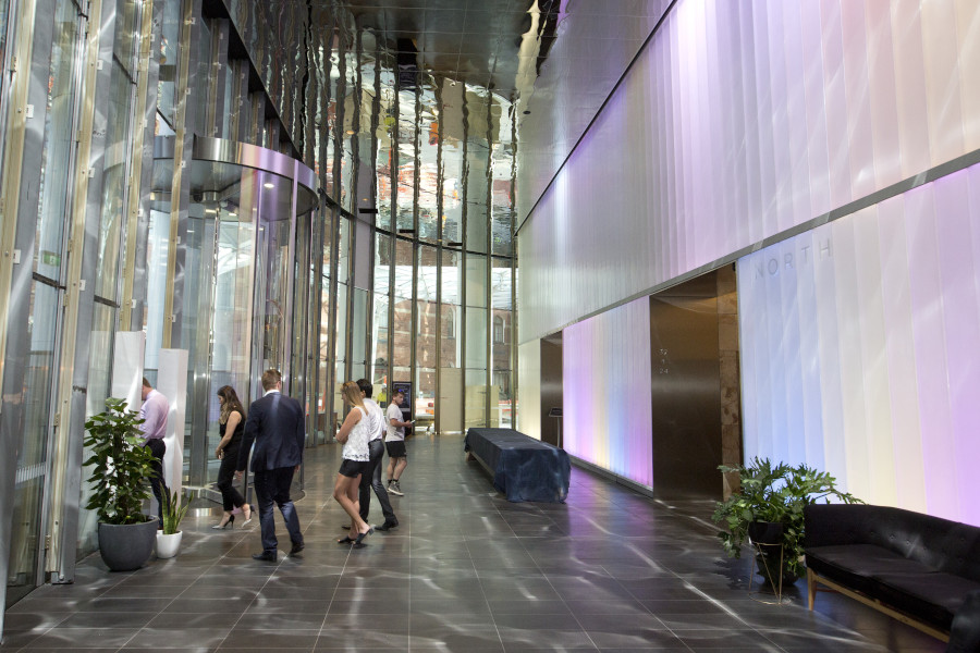 Revolving doors turn into a major Boon for healthier building environments