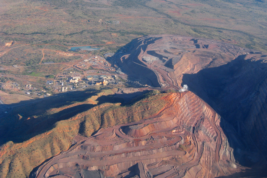 Sodexo renews village services for Rio's Argyle diamond mine