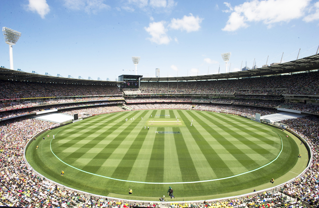 Iconic FM: Melbourne Cricket Ground