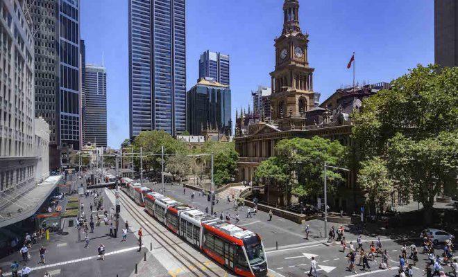 Sydney photo credit: City of Sydney