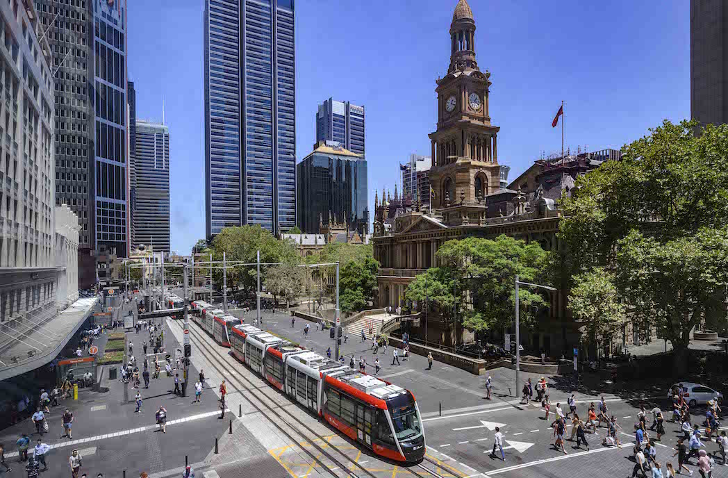 A more people-friendly city? Sydney to restore visitor confidence by prioritising pedestrians