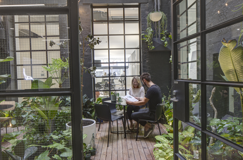 In our nature – biophilia and built environments