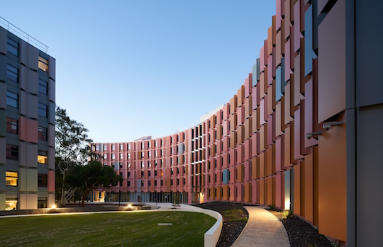 la trobe bundoora build