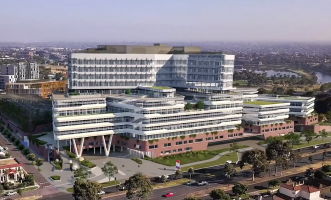 New Footscray Hospital