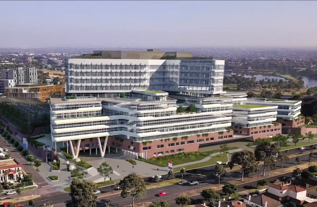 Honeywell to lead FM at new Footscray Hospital