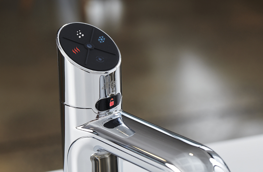 HydroTap G5 technology designed for the busy workplace
