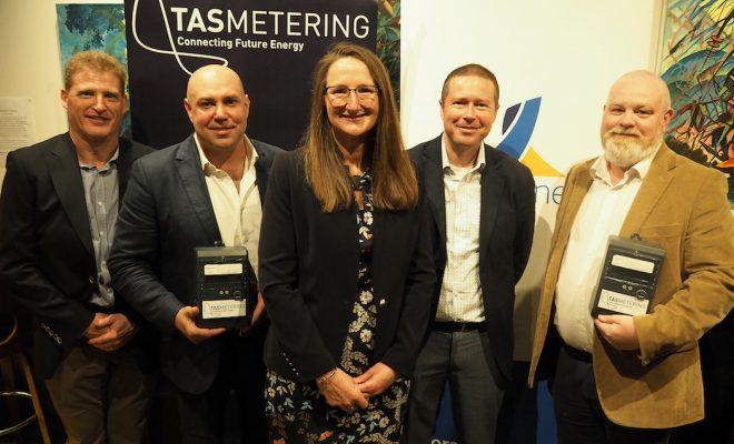 TasMetering launch